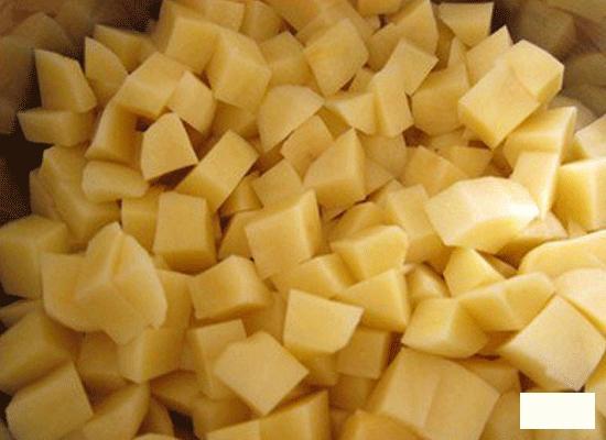 Окунь с картошкой в духовке рецепт с фото