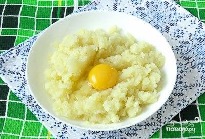 Гречневый суп с картофельными клецками - фото шаг 1