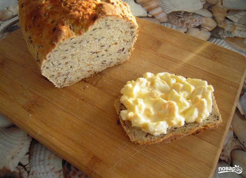 Яичный салат - фото шаг 4