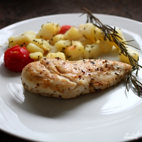 Жаркое из курицы с картошкой - фото шаг 6