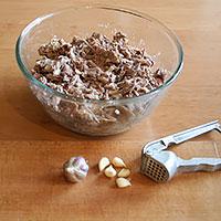 Домашняя колбаса из свиной головы - фото шаг 3