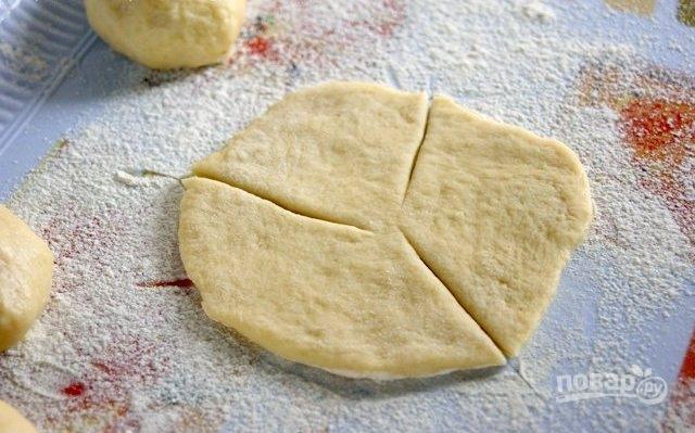 Как сделать булочки с творогом из дрожжевого теста