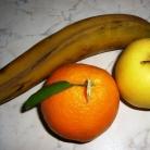 Рецепт Слоеный фруктовый десерт