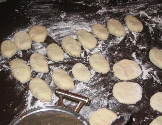 Быстрое дрожжевое тесто для пирожков - фото шаг 3