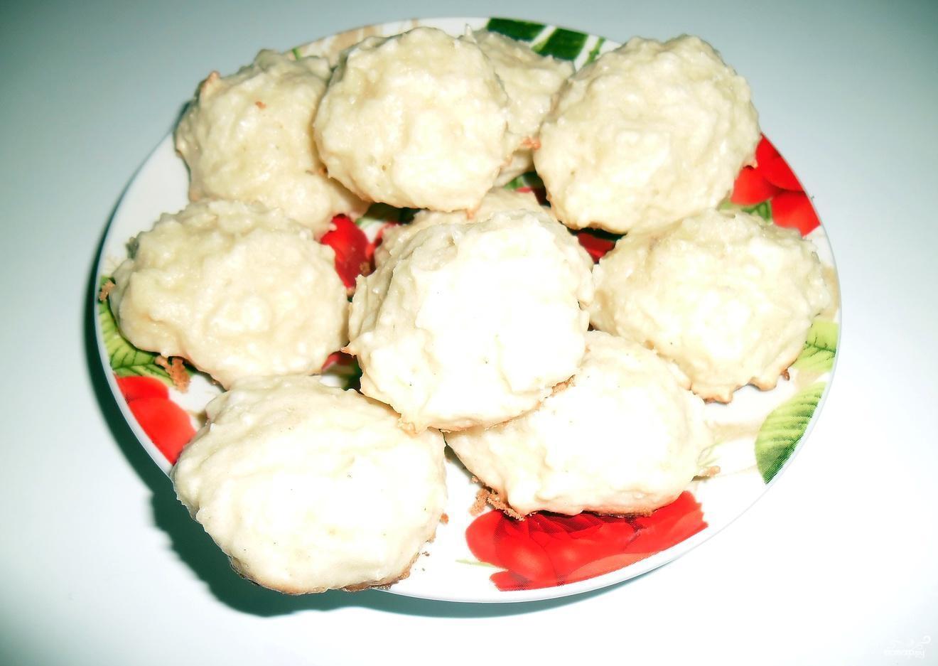 Печеньки за 10 минут