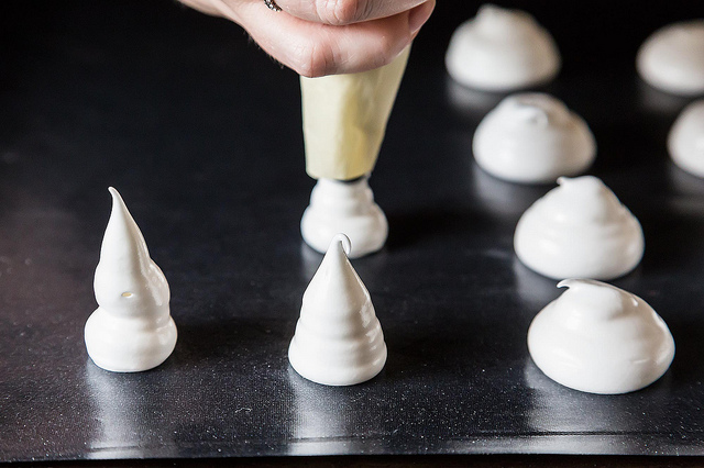 Шоколадные грибочки - фото шаг 2