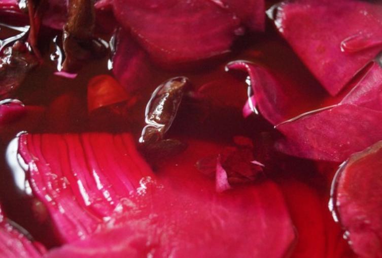 капуста по грузински со свеклой рецепт салата