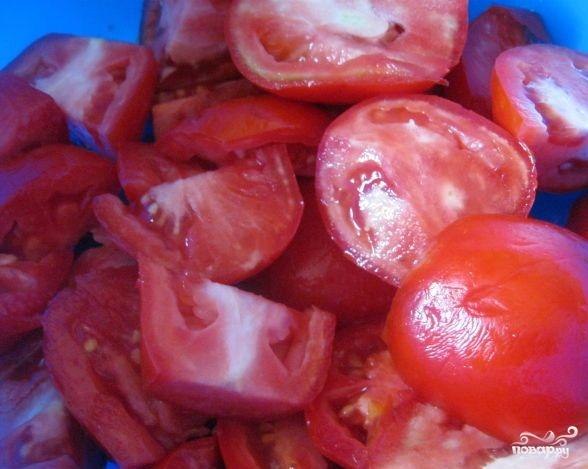 Аджика из свежих помидоров - фото шаг 1
