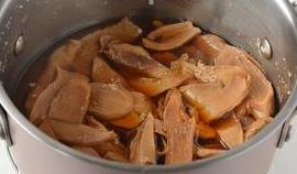 Подлива из грибов к макаронам - фото шаг 3