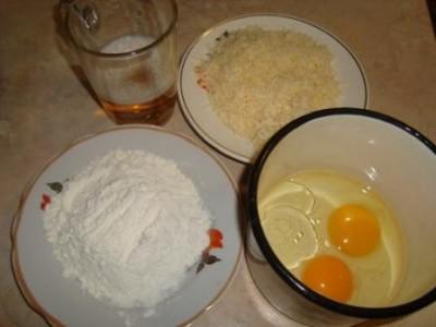 Рецепт Цветная капуста во фритюре