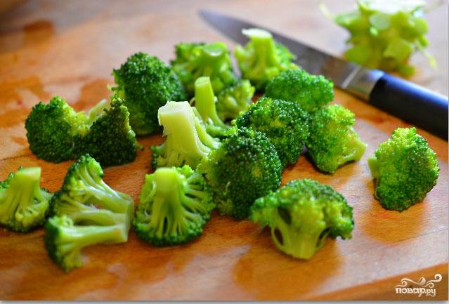 Овощное рагу с брокколи - фото шаг 4