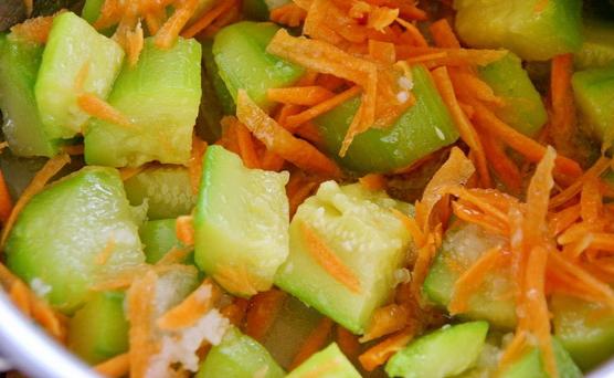 Кабачки с морковкой на зиму - фото шаг 5
