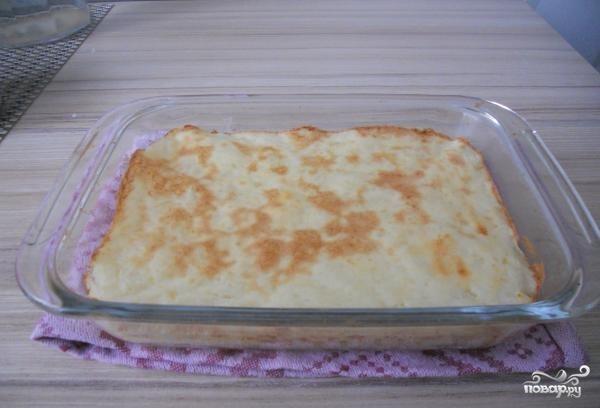 Детская картофельная запеканка с фаршем - фото шаг 7