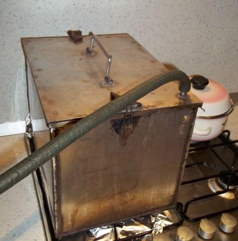 Малосольная копченая свинина - фото шаг 6