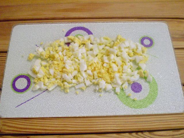 Салат к пиву - фото шаг 3