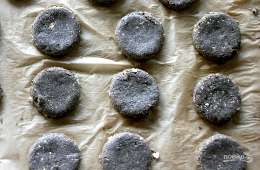 Гречневое печенье - фото шаг 3