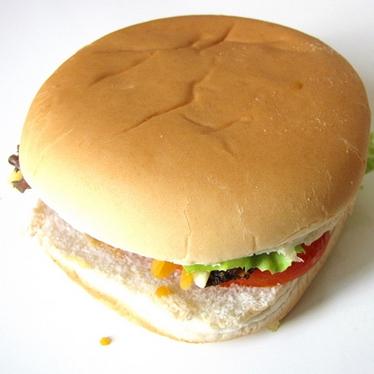 Вегетарианский бургер - фото шаг 12
