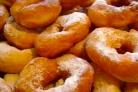Пышные пончики на кефире
