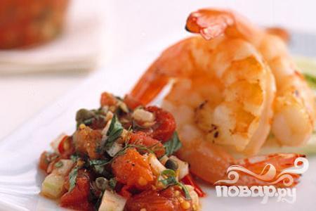 Рецепт Приправа из помидоров, фенхеля и базилика