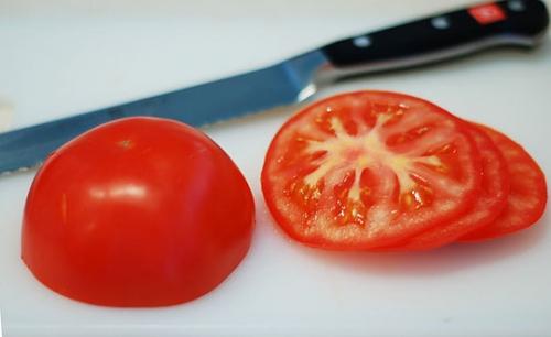 Рецепт Свинина, запеченная с помидорами