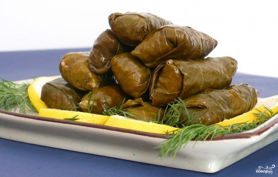 Рецепт Турецкая долма