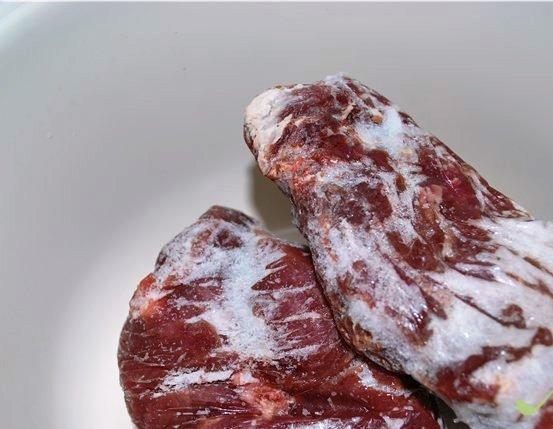 Мясо кабана в мультиварке - фото шаг 1