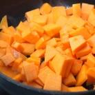 Рецепт Томатный суп с тыквой