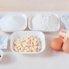 Рецепт Капкейки с клубничным мороженым и кремом