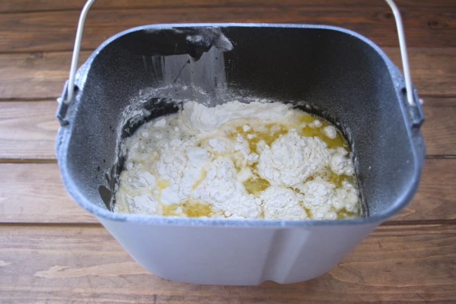 Рецепт Пирожки дрожжевые на кефире