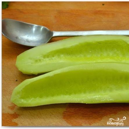 Рецепт Салат с креветками в лаймовом соусе