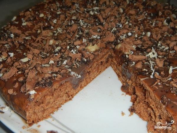 Быстрый торт в мультиварке - фото шаг 7