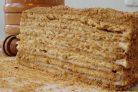 Торт Медовик (Рыжик)
