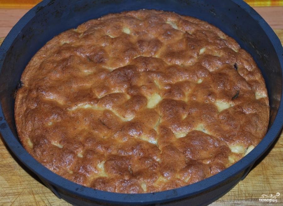 Сладкий пирог на скорую руку - фото шаг 11