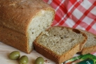 Итальянский хлеб с травами