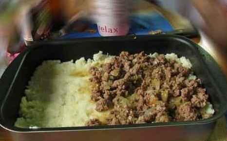 Запеканка из говядины - фото шаг 8