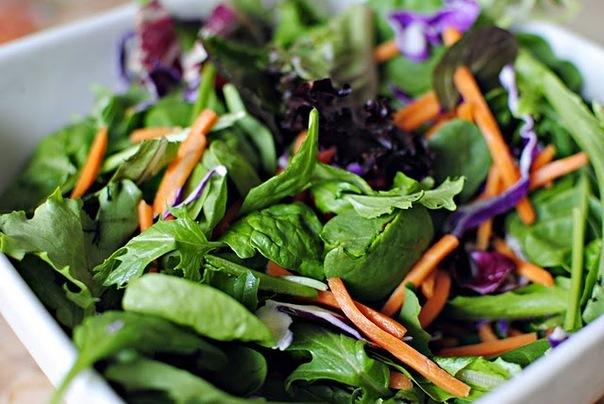 Салат с апельсиновым соусом - фото шаг 7