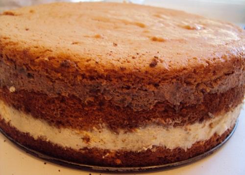 """Торт """"Юбилейный"""" - фото шаг 6"""