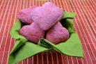 Булочки на День Святого Валентина