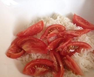 Рецепт Рыбный салат из сайры