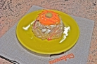 Салат Берлинский с телятиной