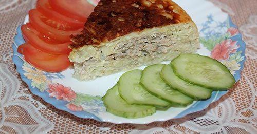 Картофельно-мясная запеканка в мультиварке - фото шаг 5