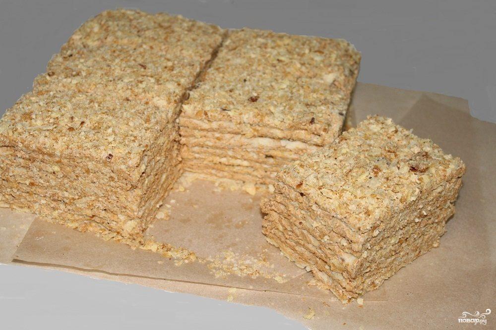 торт наполеон рецепт с фото в домашних условиях пошаговый рецепт с фото
