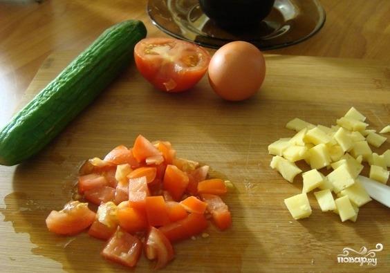 Завтрак в чашке - фото шаг 1