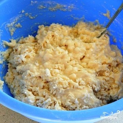 Пирожки с брусникой - фото шаг 5