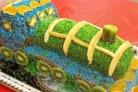 """Детский торт """"Паровозик"""""""