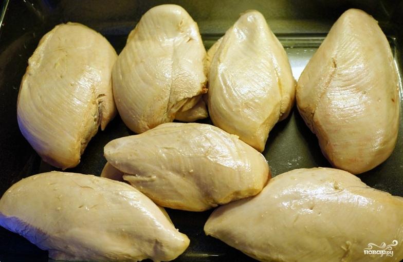 Курица по-дижонски - фото шаг 7