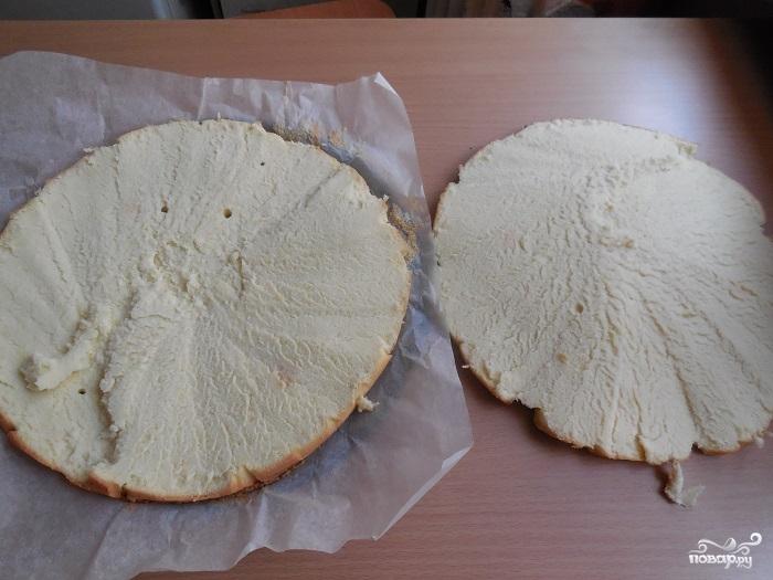 Простой бисквита для торта - фото шаг 12