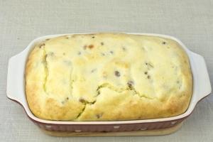 Суфле из яблок с манной крупой - фото шаг 8