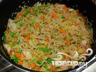 Китайский салат - фото шаг 5