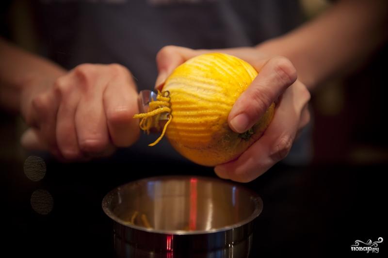 Рецепт Салат с мандаринами